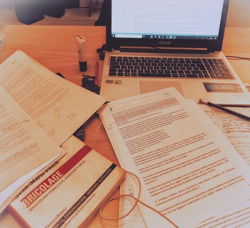 Inizio lezioni Laboratorio sui processi e la cultura organizzativa d'impresa